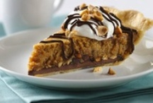 Recipes:  Pies...... / by Debbie Puksar