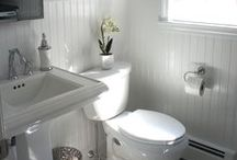 Ideas:  For the Bathroom...... / by Debbie Puksar