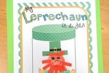 Just the Luck of the Irish...St. Patrick's / by Dawn Emling