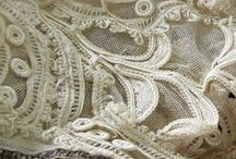 Burlap, Doilies and Lace... / by Dawn Emling