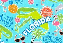 Welcome to the Sunshine State / by Dawn Emling