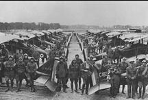 Aeronautics in WWI / by Evangeline Holland