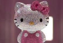 Hello Kitty ♡ / My hello kitty obsession ~* / by Jessibellxo ♡