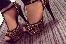 Shoes ♡ / Heels, boots, flats, moccasins, etc!  / by Jessibellxo ♡