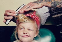 Hair / by Sam Burgoyne-Jorgensen