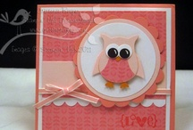 Card Creations / greeting cards I love - colours, layout, design and do'ability / by SirStampalot Peterborough
