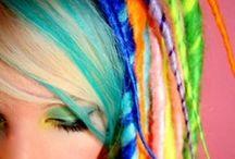 Francine's Rainbows  / De Regenboog...een fantastisch natuurverschijnsel. Het is nog lastig om uit alle kleurrijke plaatjes op internet die met alle 7 regenboogkleuren eruit te zoeken! Ik zal dan ook best wel eens 'n foutje maken ;-)  / by  Francine