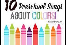 Colors / by Sarah Brown