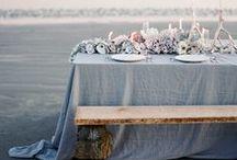 Beach Wedding Inspiration / Beach | Seaside | Outdoor | Ocean | Sand | Nautical Wedding Ideas | Brisbane Wedding and Portrait Photographer / by Sweet Hope Photography