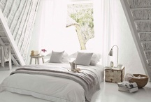 Bedrooms / by Mary Palomba