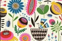 Surface/Textile Design / by Bridgette Hall