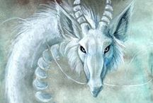 Dragons, Spirits, Sprites, Angels and Other Assorted Beings / by Elizabeth Knack