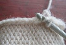 Crochet // Ganchillo / by La Señora Yamamoto