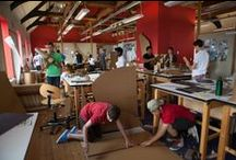 BAC Summer Academy / High School Design Exploration at the BAC  / by Boston Architectural College (The BAC)