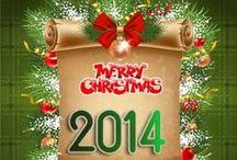 Christmas 2014 / by °● Laura Rhoad ●°