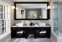 Bathrooms / by Jennifer Cripps
