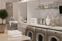 Laundry Rooms / by Jennifer Cripps