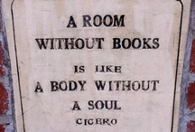 Books n Stuff / Great Quotes and Books I Love / by Sarah Freimann