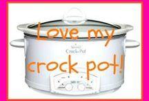 Crockpot / by Cindy Cox