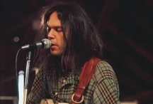 Neil Young / I've had a near lifelong admiration of Neil Young (a fan since the age of 12), which makes 41 years now!  His music has meant so much to me thru the years!  I've had the privilege of seeing several of his concerts through the years and hope to see many more yet to come.  / by Terry Abuali
