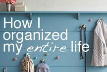 Organize!  / by Irish McSweeney