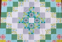 Around the world quilts / by Karen Ganske