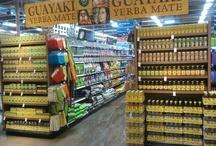 Amazing Walls of Guayaki Yerba Mate / Stack 'em up yerba mate heaven. / by Guayaki Yerba Mate