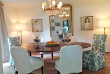 dining interiors / by Holly Stafford