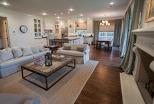 family room interiors / by Holly Stafford