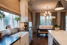 kitchen interiors / by Holly Stafford
