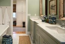 bathroom interiors  / by Holly Stafford