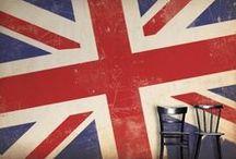 Cool Britannia   / by Ann Bush