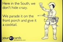 It's a Southern thing / by Mardi Gras Day
