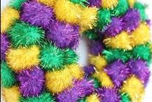 Mardi Gras Decor / by Mardi Gras Day