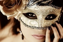 Masks of Mardi Gras and Carnivale / by Mardi Gras Day