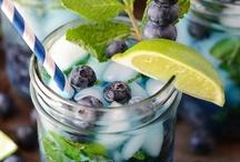 yummy drinks / by Holly Stafford