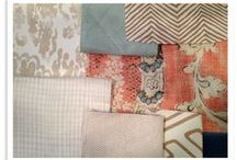 fabric and textiles / by Holly Stafford