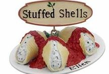 """Food Lover Ornaments! / A variety of food ornaments for everyone's """"tastes""""! / by Ornament Shop"""