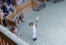 The Torch comes to The Globe / by Shakespeare's Globe