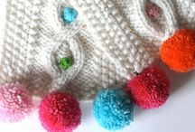 Crochet/knitting / by Debbie Bell