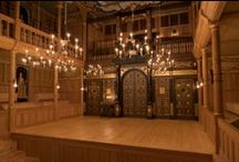 Sam Wanamaker Playhouse / Our beautiful indoor candlelit theatre opens on 9 January 2014, with The Duchess of Malfi.  See full listings and book tickets here http://www.shakespearesglobe.com/theatre/whats-on/sam-wanamaker-playhouse / by Shakespeare's Globe