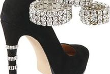 for the shoe lovers / by Victoria Johnston