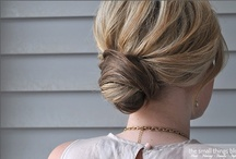 things to hairdo / by Anne Hoekman