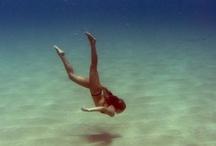 underwater / by Schrödinger's Jedi