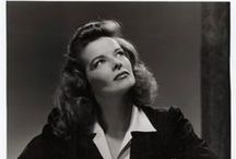 """Katharine  / """"Love has nothing to do with what you are expecting to get - only with what you are expecting to give - which is everything."""" - Katharine Hepburn  / by Kit MacLean"""