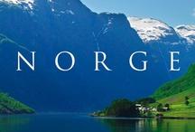 Norge / by Christine Ellingson Hagenson