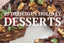 Holiday Desserts / by Every Day with Rachael Ray