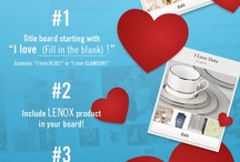 I Love Lenox! Dont you? / by Cindi Tailz