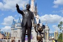 Disney World! / I love Disney!!!  / by Tiffany Henn