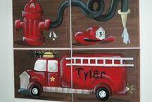 Tyler's Room / by Jennifer Wilmes